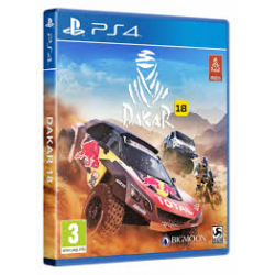 Dakar 18 [ENG] (nowa) (PS4)