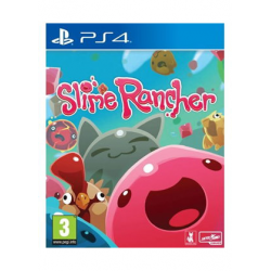 Slime Rancher [ENG] (używana) (PS4)