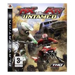 MX VS ATV UNTAMED [ENG] (używana) (PS3)
