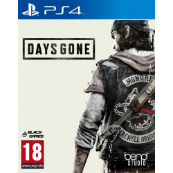 Days Gone [POL] (nowa) (PS4)