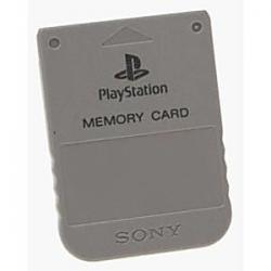 Karta Pamięci 1MB (używana) (PS1)
