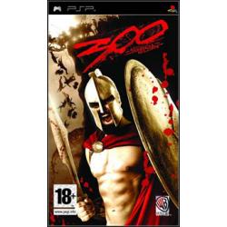 300 MARCH TO GLORY [ENG] (Używana) PSP