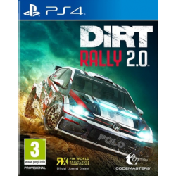 Dirt Rally 2.0 (nowa) (PS4)