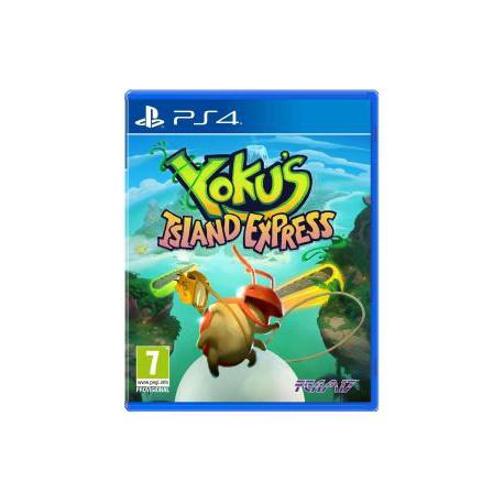 Yoku's Island Express [ENG] (używana) (PS4)