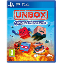 Unbox Newbie's Adventure [ENG] (nowa) (PS4)