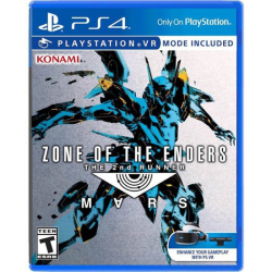 Zone of the Enders The 2nd Runner Mars [ENG] (nowa) (PS4)