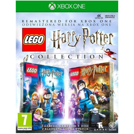 Lego Harry Potter Collection [ENG] (używana) (XONE)