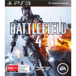 Battlefield 4 [ENG] (używana) (PS3)