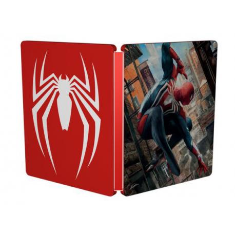 Steelbook Spider-man (nowa) (PS4)