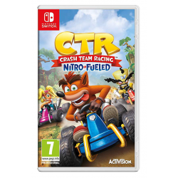 Crash Team Racing [ENG] (nowa) (Switch)