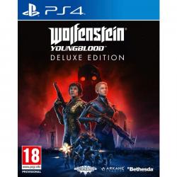 Wolfenstein Youngblood Preorder 26.07.2019 [POL] (nowa) (PS4)