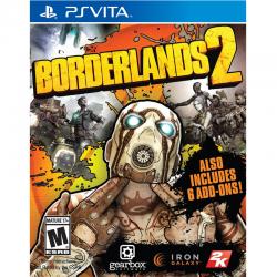 Borderlands 2 [ENG] (używana) (PSV)