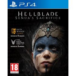 Hellblade: Senua's Sacrifice [POL] (Nowa) (PS4)