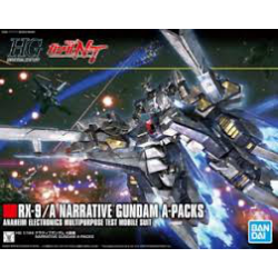 1/144 Narrative Gundam A Equipment Kit Mobile Suit Gundam (nowa)
