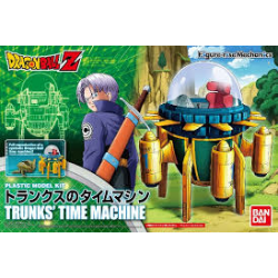 Figure-rise Mechanics - Trunks' Time Machine Plastic Model (nowa)