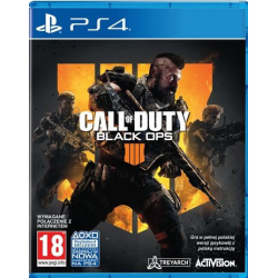 Call of Duty Black OPS IV [ENG] (nowa) (PS4)