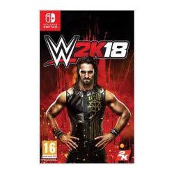 WWE 2K18 [ENG] (używana) (Switch)