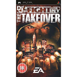 DEF JAM FIGHT FOR NY THE TAKEOVER [ENG] (Używana) PSP