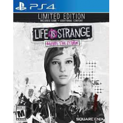 Life is Strange: Before The Storm - Limited Edition [ENG] (używana) (PS4)