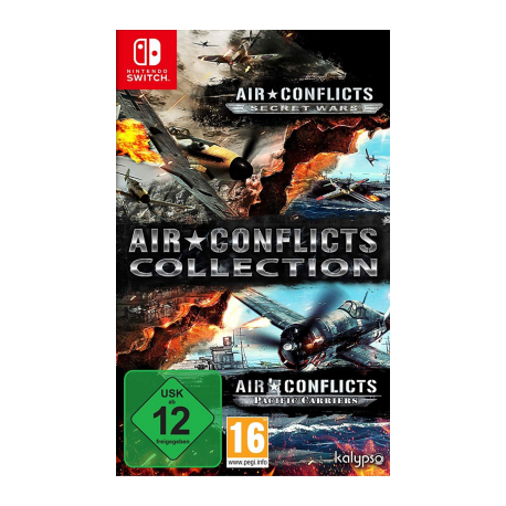 Air Conflicts Collection [ENG] (nowa) (Switch)