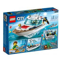 KLOCKI LEGO CITY GREAT VEHICLES 60221 (nowa)