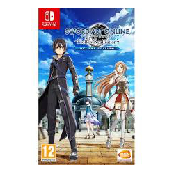 Sword Art Online: Hollow Realisation Deluxe Edition [ENG] (używana) (Switch)