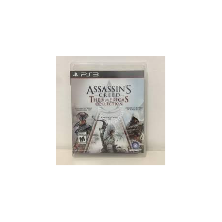 assassin's creed the americas collection [ENG] (używana) (PS3)