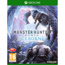 Monster Hunter World Iceborn [POL] (nowa) (XONE)