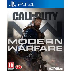 Call of Duty Modern Warfare Preorder 25.10.19 [POL] (nowa) (PS4)