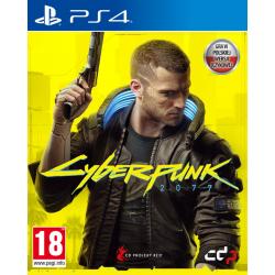 Cyberpunk 2077 Preorder 16.04.2020 [POL] (nowa) (PS4)