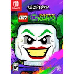 Lego DC Super Villains [POL] (używana) (Switch)