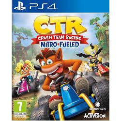 Crash Team Racing [ENG] (używana) (PS4)