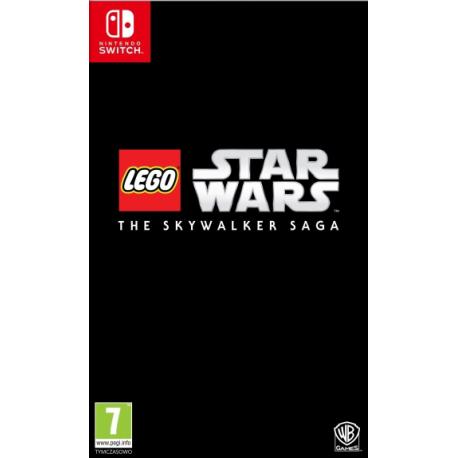 Lego Star Wars Skywalker Saga Preorder 27.03.20 [POL] (nowa) (Switch)