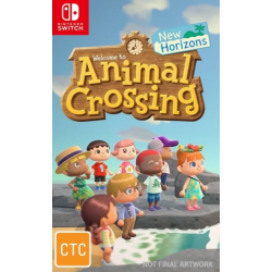 Animal Crossing New Horizons [ENG] (nowa) (Switch)