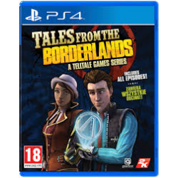 TALES FROM THE BORDERLANDS A TELLTALE GAMES SERIES [ENG] (używana) (PS4)