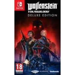 Wolfenstein Youngblood Deluxe Edition [POL] (nowa) (Switch)
