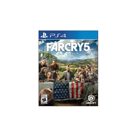 Far Cry 5 [ENG] (nowa) (PS4)