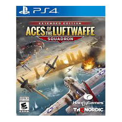 aces of the luftwaffe - squadron extended edition [ENG] (nowa) (PS4)
