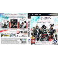 ASSASSIN'S CREED BIRTH OF A NEW WORLD [ENG] (używana) (PS3)