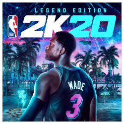 NBA 2k20 Legend Edition Preorder 06.09.2019 [ENG] (nowa) (PS4)