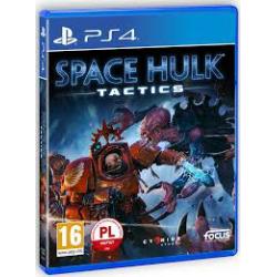 SPACE HULK TACTICS [POL] (używana) (PS4)
