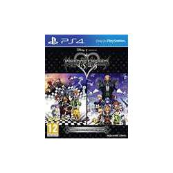 Kingdom Hearts 1.5 + 2.5 [ENG] (używana) (PS4)