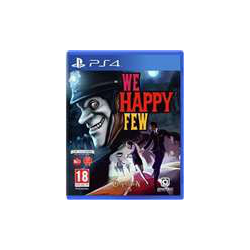We Happy Few [ENG] (używana) (PS4)
