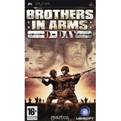 BROTHERS IN ARMS D-DAY [ENG] (Używana) PSP
