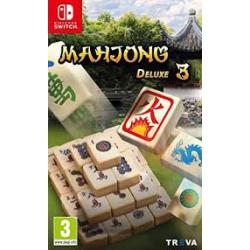 MAHJONG DELUXE 3 [ENG] (używana) (Switch)