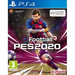 Pro Evolution Soccer 2020 [ENG] (nowa) (PS4)