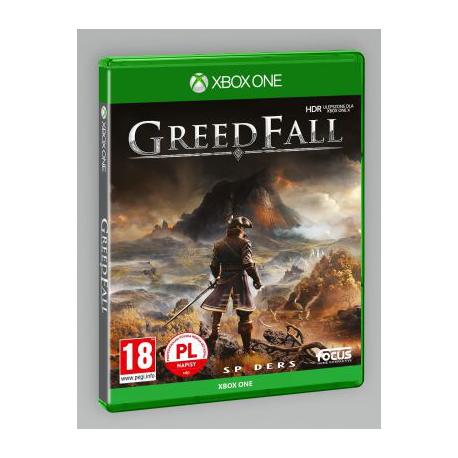 GreedFall [POL] (nowa) (XONE)