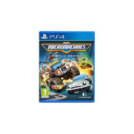 MICRO MACHINES [ENG] (używana) (PS4)