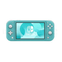 Nintendo Switch Lite  Turquoise [ENG] (nowa) (Switch)