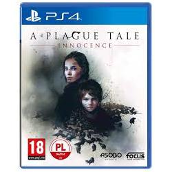 A Plague Tale Innocence [POL] (używana) (PS4)